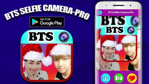 BTS Selfie Camera-Pro 1.8 screenshots 1
