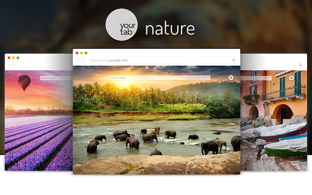 Your Nature tab!