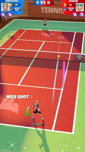 Tennis GO : World Tour 3D screenshots 16