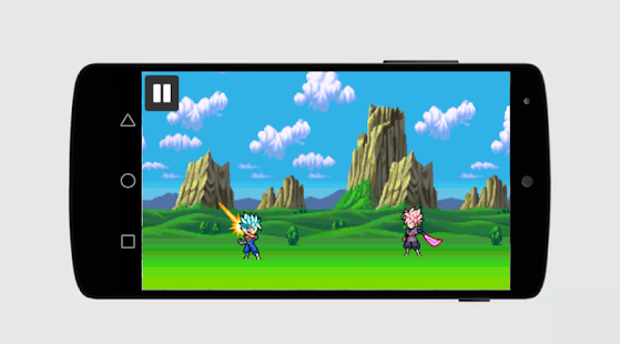 Super Saiyan Goku Dragon - náhled