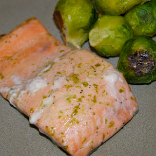Tequila Lime Salmon