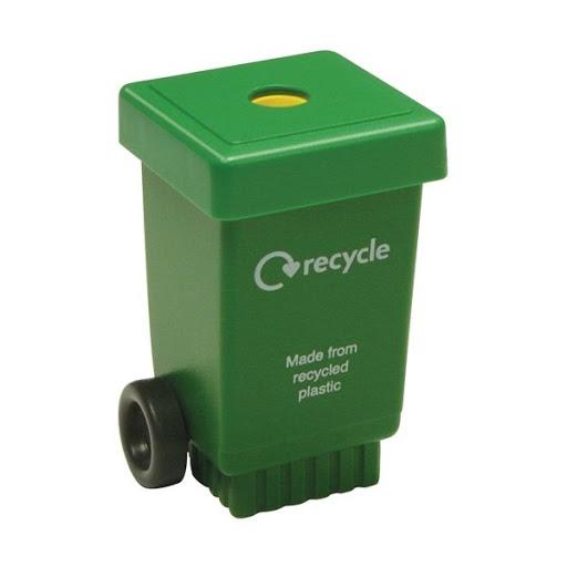 Eco Wheelie Bin Pencil Sharpener to Print