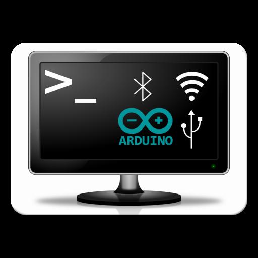 아두이노통신,하이퍼터미널(MultiTerminal) 工具 App LOGO-硬是要APP