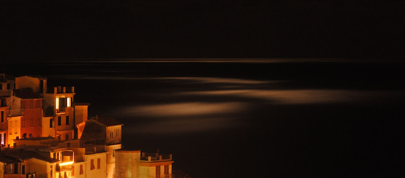 5 terre, la luna ed il mare di Lorenzetti