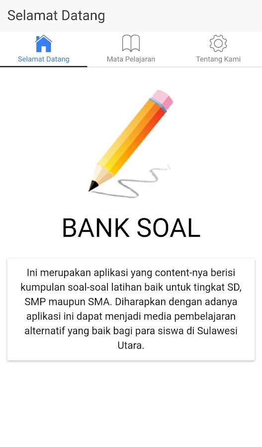 Bank Soal Android Apps On Google Play