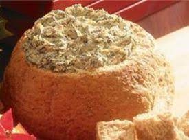 Jill's Best Spinach Dip Ever! Recipe