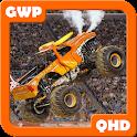 Monster trucks Wallpapers QHD icon