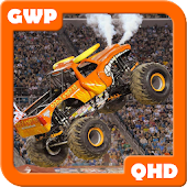 Monster trucks Wallpapers QHD