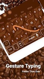 Coffee Bean Keyboard Theme 3