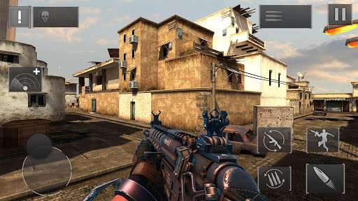 Military Shooting Games 2019 : Army Shooting Games android2mod screenshots 3