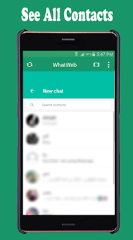 WhatWeb For Whatsapp