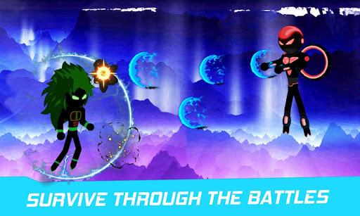 StickMan Z: Super Dragon Battle 11 screenshots 14