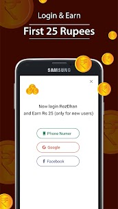 Roz Dhan: Earn Money, Read News, and Play Games 2