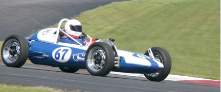 Photo: Dale Rolison at speed, 2007 Hallett Motor Racing Circuit Submitted by Mike Callahan
