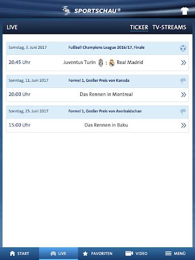 SPORTSCHAU 2.9.15 screenshots 12