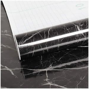 Folie autoadeziva imitatie marmura 60 x 200 cm, set 2/3 bucati