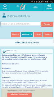 SEFH 16 – 61 Congreso en Gijón- screenshot thumbnail