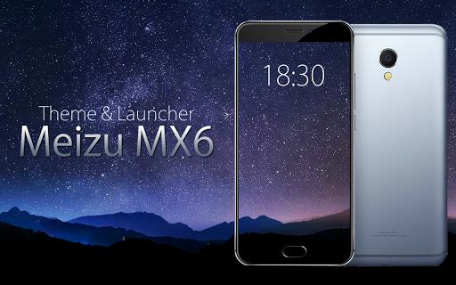 Theme for Meizu MX6 1.0.1 screenshots 1
