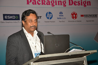 Photo: NLN Raju, Chief Operating Officer, Signode India Paper Products Ltd. Huhtamaki