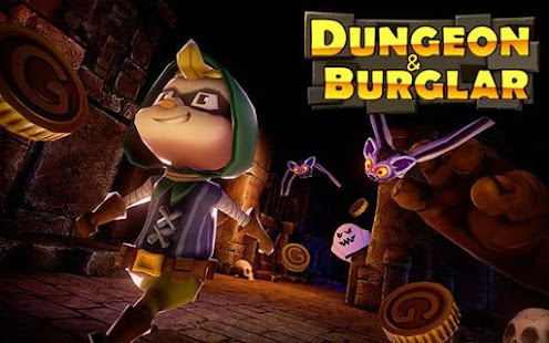 Dungeon&Burglar- screenshot thumbnail