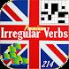 Excellent technique (Full) English Irregular Verbs