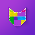 Quilt Cat - A must-have for every quilter icon