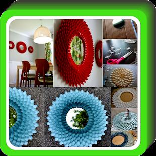 DIY Recycled Home Decor - náhled