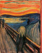 Photo: ¿Os suenan los cuadros ¨El grito¨ del noruego Edvard Munch? Algunos historiadores sostienen que el pintor se basó en el cielo que vio en el fiordo de Oslo poco después de las erupciones del Krakatoa.