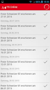 Freier Schweizer screenshot 2
