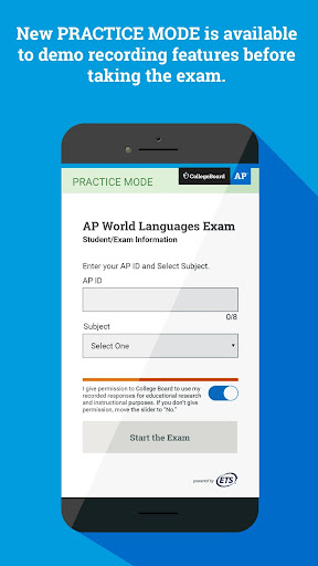 AP World Languages Exam App (AP WLEA) screenshot 4