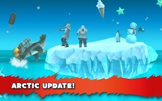 Screenshot of Hungry Shark Evolution