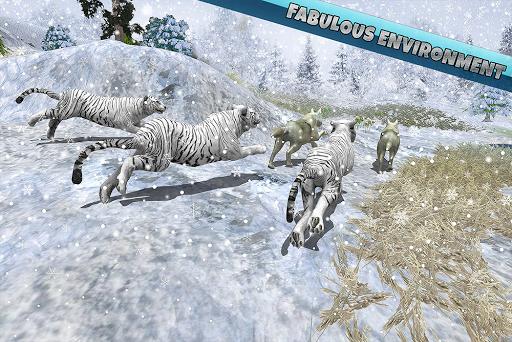 Arctic Wolf Family Simulator  screenshots 16