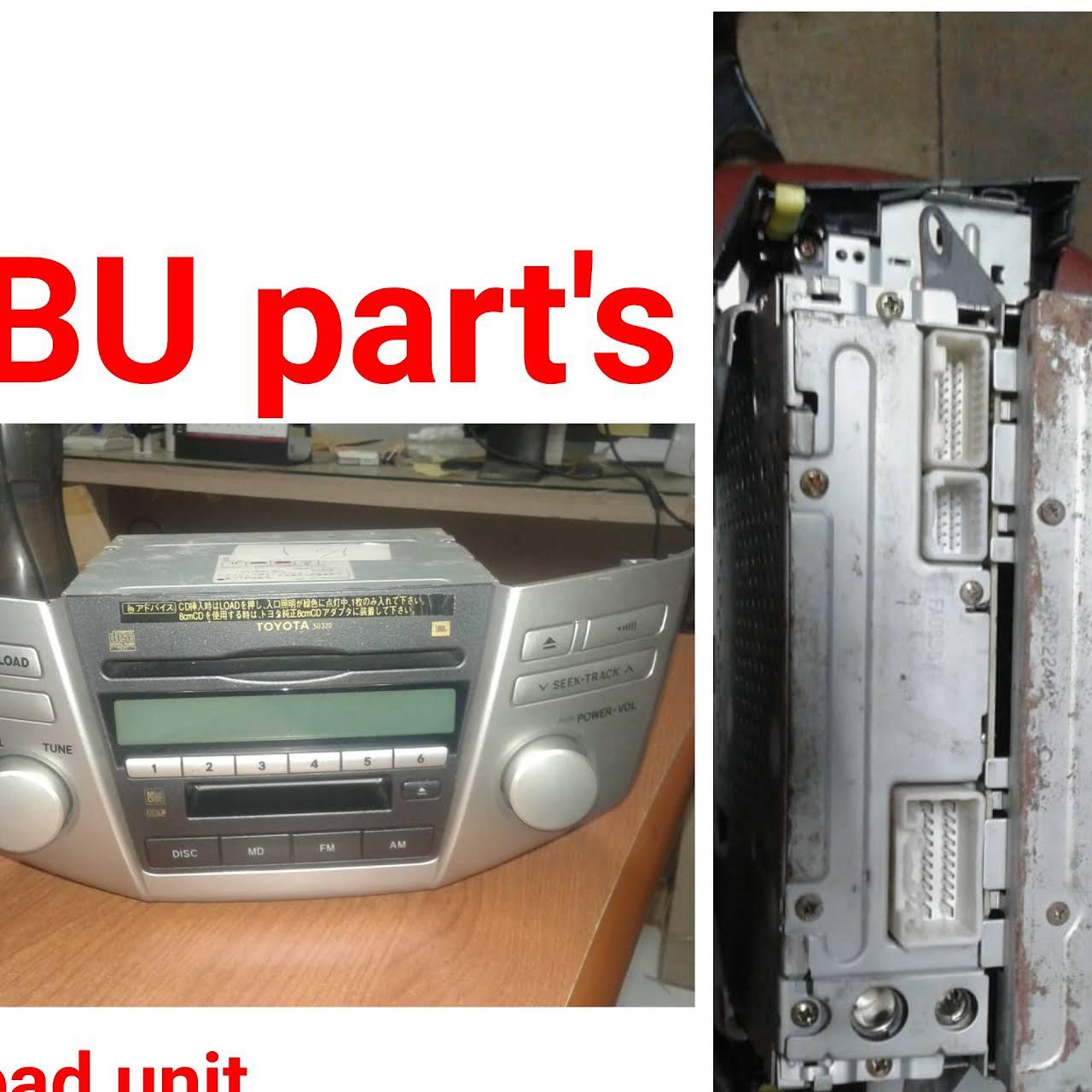 amin CBU parts - Electrical
