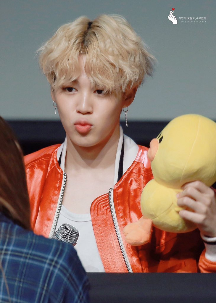 like a duck