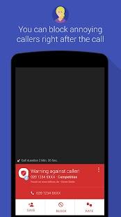 Clever Dialer - caller ID - screenshot thumbnail