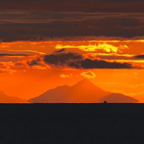 Nusagak Bay, Alaska by Capt Jack - Landscapes Sunsets & Sunrises ( deadliest catch, sockey, alaska, salmon, fishing, #GARYFONGDRAMATICLIGHT, #WTFBOBDAVIS )