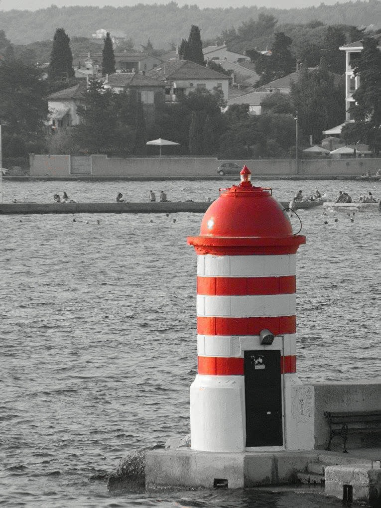 Red lighthouse di ph. Sonia Guidolin