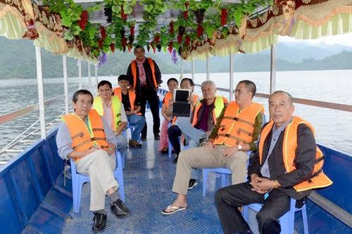 Khu du lịch Na Hang hướng tới phát triển bền vững