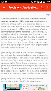 Insurance Act, 1938  App Download For Android 4