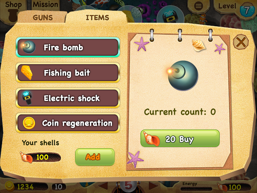 Fish Game - Fish Hunter - Daily Fishing Offline screenshots 11