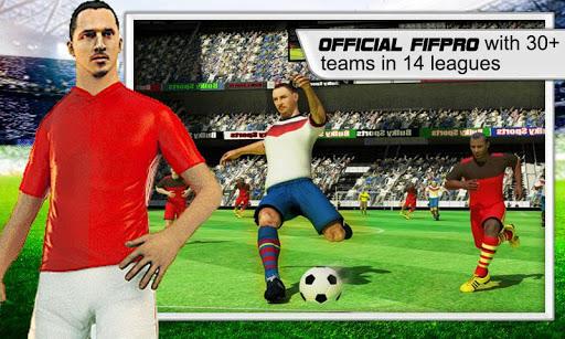 Fútbol real FIFFA - FIF Soccer screenshot 3