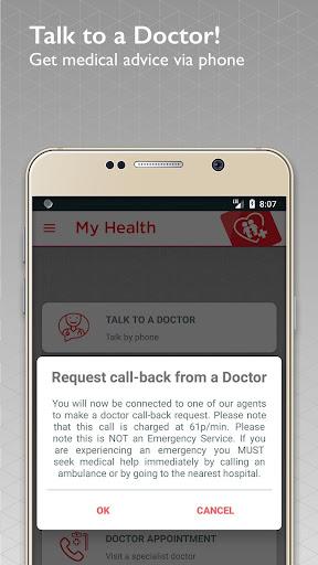 My Health -  Health & Doctor Consultations 10.4 screenshots 2