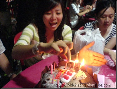 Peak Ling Birthday