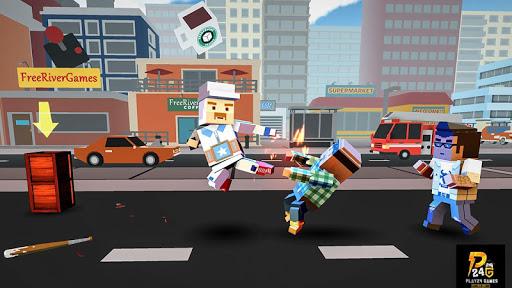 Code Triche Craft Fighting Heroes: Survival Story APK MOD (Astuce) screenshots 3