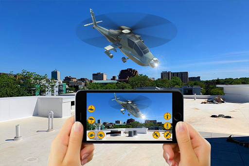 RC helicopter Ar Simulator 3 screenshots 9