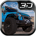3D City Monster Truck Escape icon