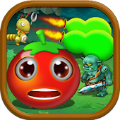 Tower Defense : Fruit War Android APK Download Free By Green Flower Studio