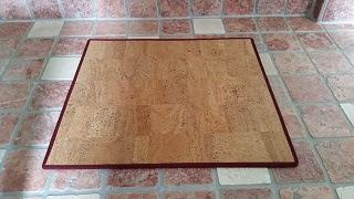 platten d mmung kork d mmplatten 100x50x2cm 10 stk innen ausbau dach boden wand ebay. Black Bedroom Furniture Sets. Home Design Ideas