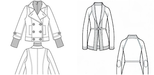 Fashion Design Flat Sketch On Windows Pc Download Free 1 0 Com Fashiondesignflatsketch Berdinf
