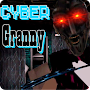 Horror Granny Is Cyber - Scary House APK icon